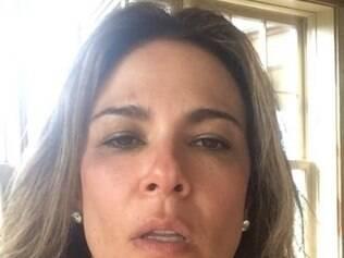 Luciana Gimenez afirma estar arrasada