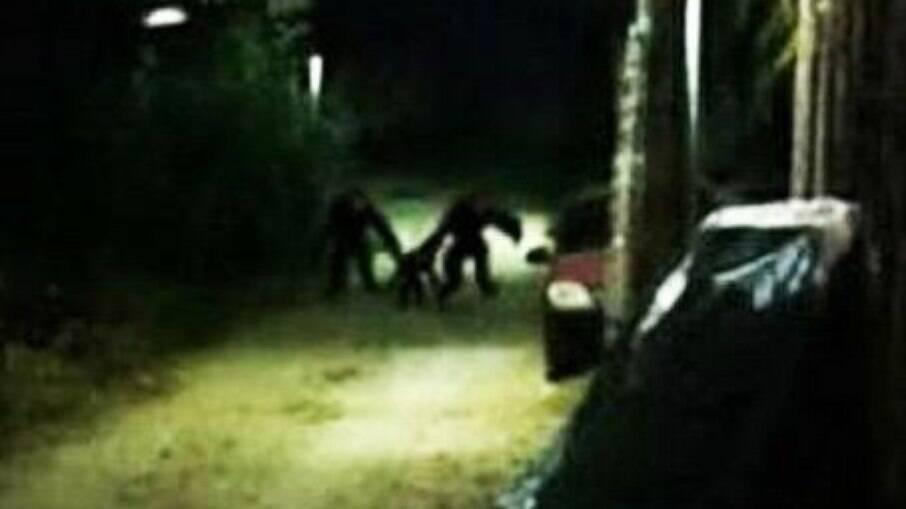 Família da criatura estranha que vem assustando os moradores da Bahia