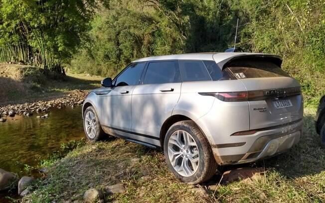Apesar da evolução no estilo, o Range Rover Evoque preserva a identidade visual da primeira geração