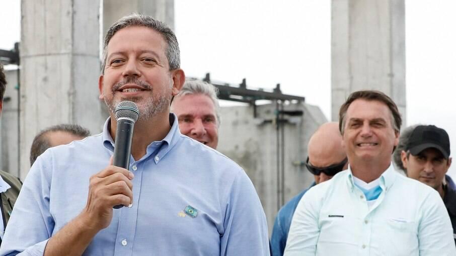 Lira se reuniu com lideranças partidárias para aprovar proposta de Bolsonaro