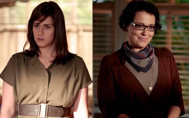 Nas duas primeiras fases, Selma foi interpretada por Camila Raffanti. Na atual, Ana Beatriz Nogueira é a responsável por dar vida à mãe de Laerte