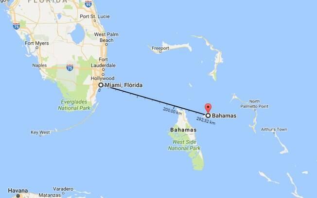 Familiares disseram que não têm contato desde o dia 6 de novembro com os brasileiros que estavam nas Bahamas