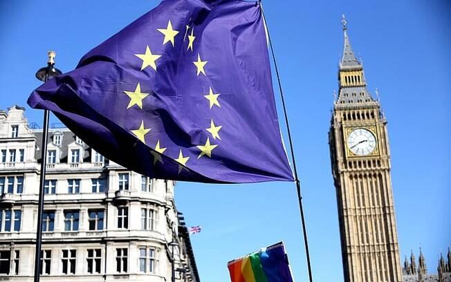 Tensões comerciais, como as geradas pelo Brexit, causam riscos à estabilidade econômica