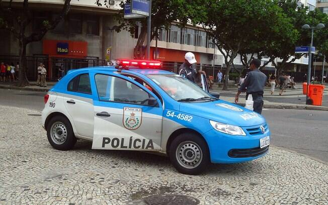 Policiais que faziam esquema de segurança no Rock in Rio prenderam os foragidos
