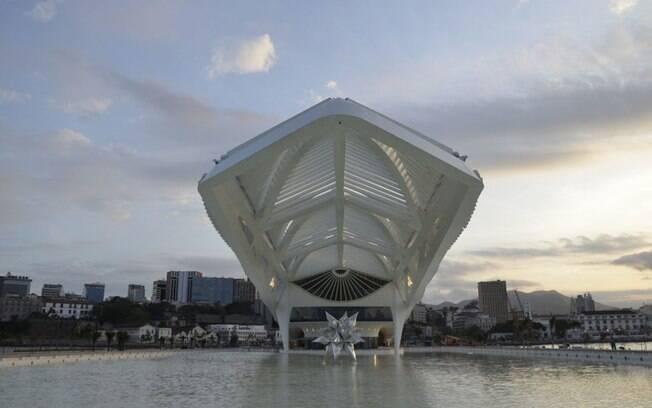 O Museu do Amanhã foi inaugurado em dezembro de 2015 e, desde então, já recebeu mais de três milhões de pessoas