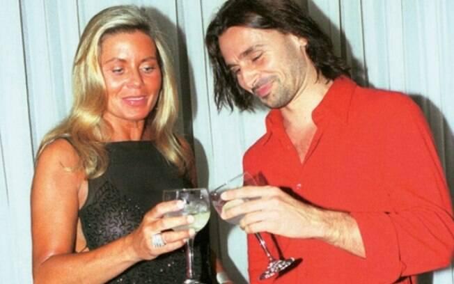 Vera Fischer e Murilo Rosa