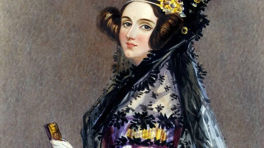 Ada Lovelace era condessa e matemática