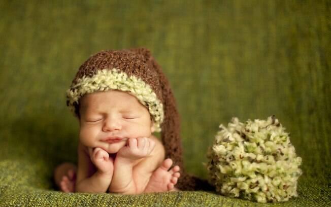 Como Fotografar O Bebê Recém Nascido Filhos Ig