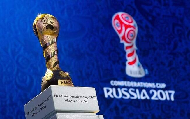 Rússia recebe a Copa das Confederações de 2017