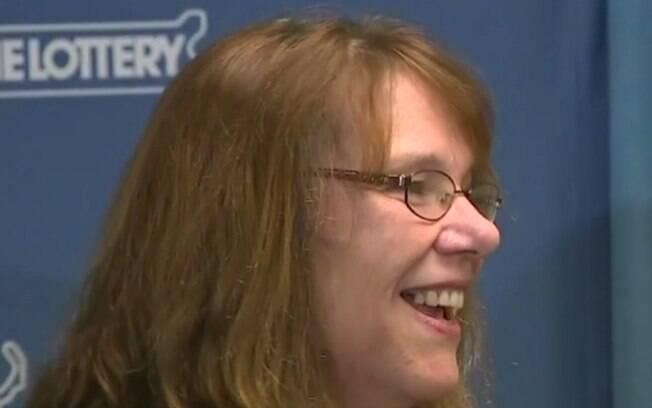 Mavis Wanczyk, de 53 anos, levou sozinha US$ 758,7 milhões: segundo maior prêmio da loteria dos EUA