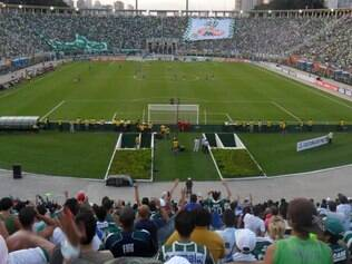 Palmeiras vai complementar o preço para