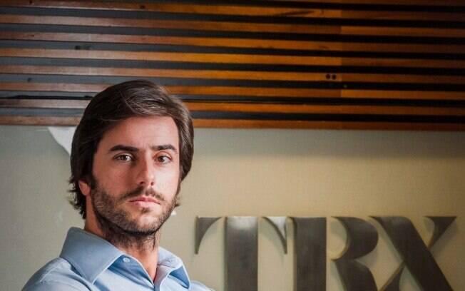 O fundador e vice-presidente da TRX, José Alves Neto, fala sobre negócios com exclusividade ao Brasil Econômico