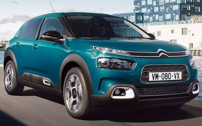 Citroën C4 Cactus:  versão renovada do modelo vendido na Europa chegará ao Brasil para entrar na briga acirrada dos SUVs