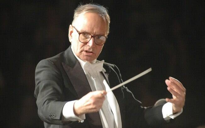 Maestro italiano Ennio Morricone