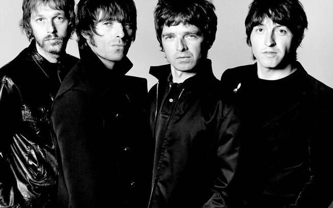 Oasis é considerada uma das bandas mais influentes da geração anos 90 e uma das bandas britânicas mais bem sucedidas da história