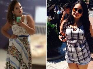 Rafaella faz dieta pesada e perde 10 kg