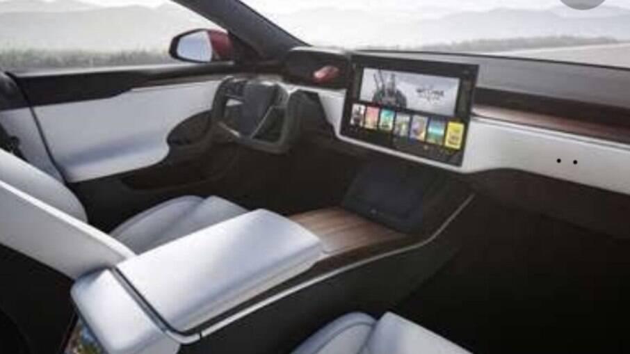 O interior trará alta tecnologia como rede 5g e computação de dados nas nuvens