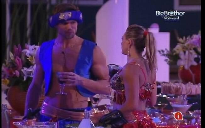 Jonas revela seu voto a Fabiana