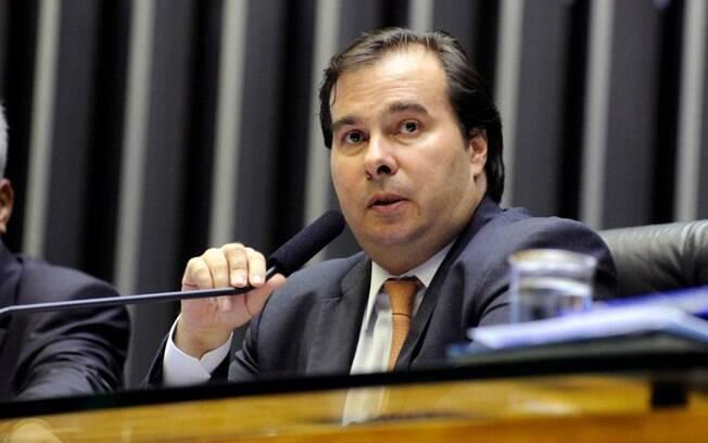 Rodrigo Maia declarou apoio a agenda econômica de Bolsonaro e falou sobre a Reforma da Presidência
