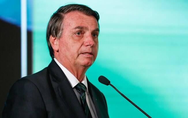 Bolsonaro afirma, pela segunda vez, que pandemia está no fim