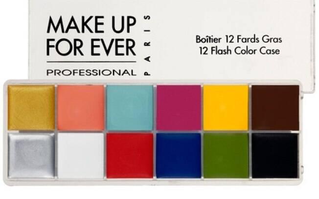 Paleta de Maquiagem Flash Color Palette da Make Up For Ever por R$ 442,00