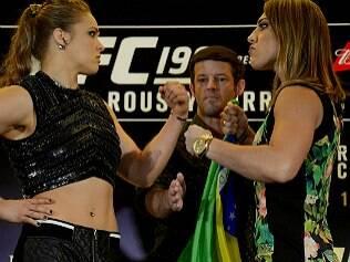 As provocações entre Ronda e Bethe