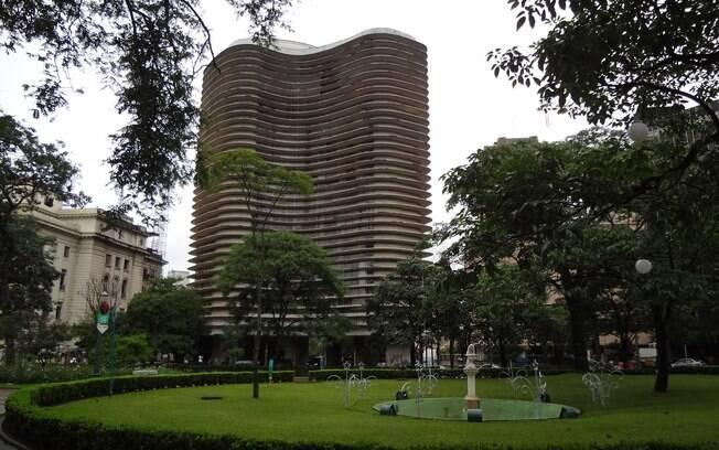 Praça da Liberdade, em Savassi, novo centro cultural de Belo Horizonte
