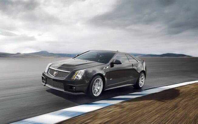 Cadillac CTS-V Coupé Hennessey