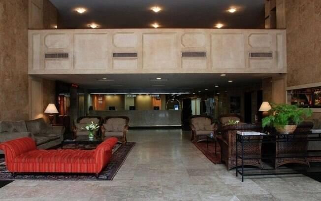 O Hotel Everest adiantou o encerramento de suas operações na cidade e coloca à venda mais de 5 mil itens