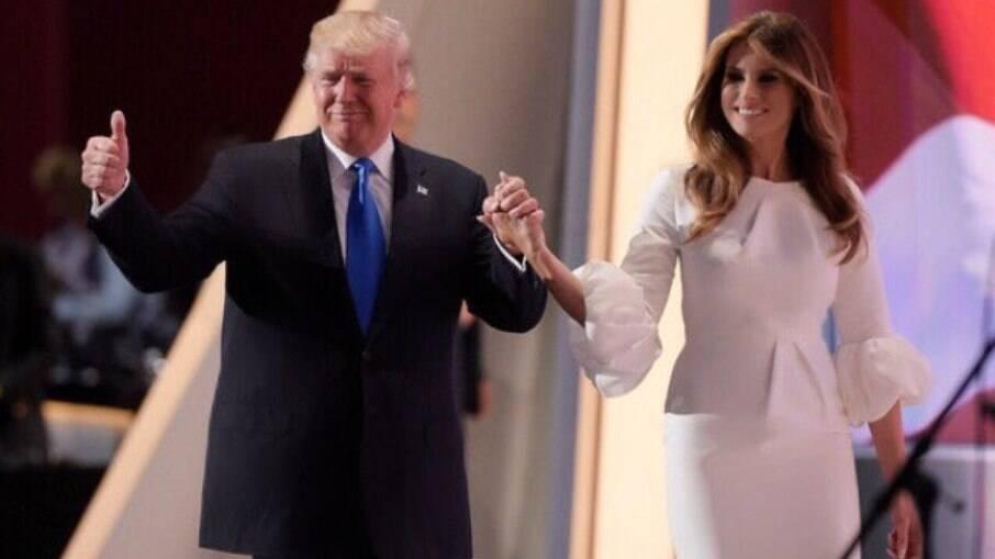 Trump e Melania foram vacinados antes de deixarem a Casa Branca; entenda