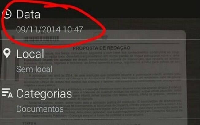 Candidato do Piauí denunciou vazamento do tema de redação do Enem 2014