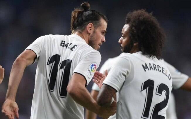Gareth Bale e Marcelo podem deixar o Real Madrid no meio deste ano