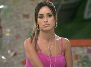 BBB14: Durante jogo, Letícia diz que Aline é a mais invejosa da casa