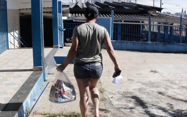 Alunos de creche de Campinas ficam sem cesta básica em 2021