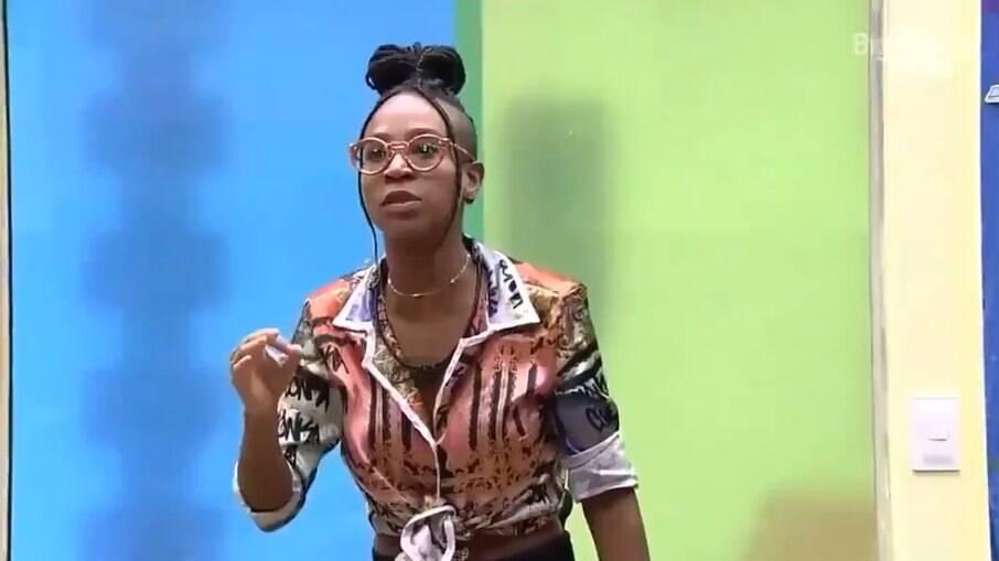 A rapper contou que pessoas importantes do programa disseram que ela é boa