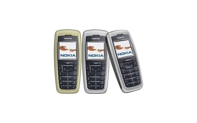 Com 135 milhões de unidades vendidas, o Nokia 2600 foi um dos celulares mais vendidos da história.