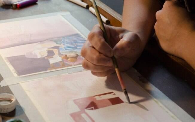 Oficina gratuita de ilustração em Campinas está com inscrições abertas