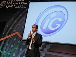 Pedro Ripper, presidente do iG: redes sociais estão se tornando cada vez mais móveis
