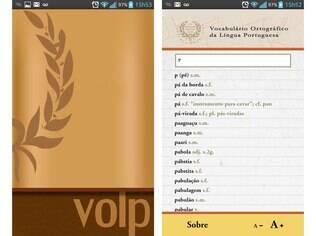 Disponível para Android e para iOS, aplicativo da Academia Brasileira de Letras faz consulta ao Vocabulário Ortográfico da Língua Portuguesa, o Volp