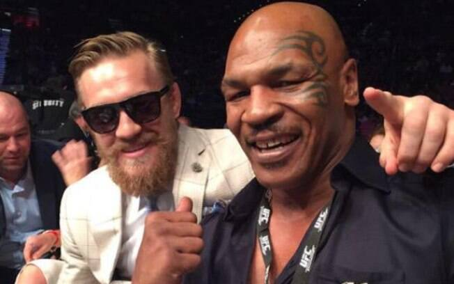 Mike Tyson e Conor McGregor