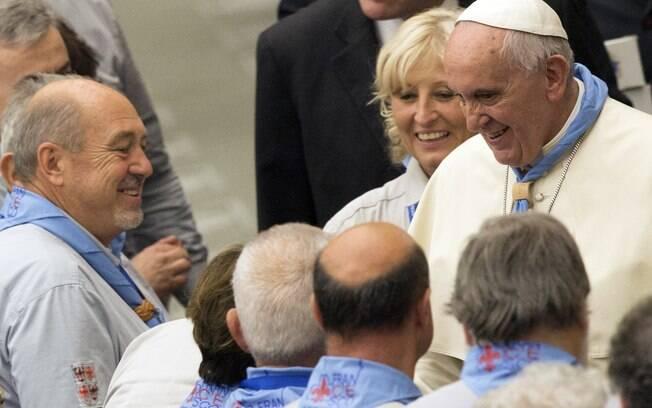 Papa Francisco é conhecido por seu jeito simples e suas convicções liberais