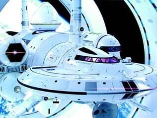 """Foram necessárias mais de 1.600 horas para criar uma nave digna de """"Jornada nas Estrelas"""""""