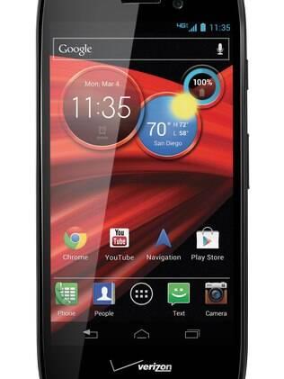 Motorola Razr Maxx HD tem bateria de longa duração