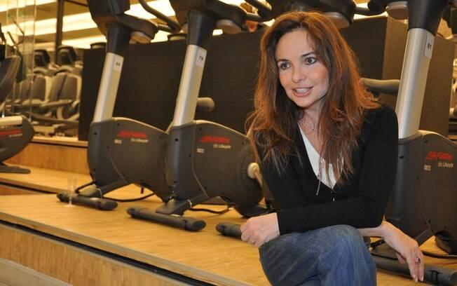 Luiza Tomé é internada em São Paulo com fortes dores de cabeça
