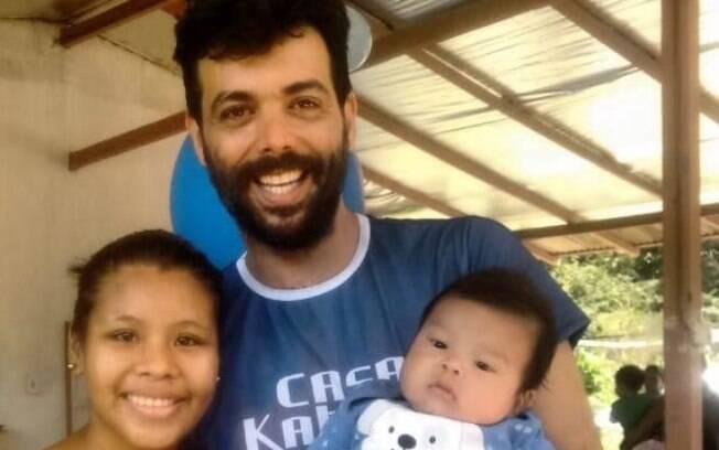 Além de combater incêndios, Gustavo também ajuda famílias a terem acesso á saúde em Alter do Chão