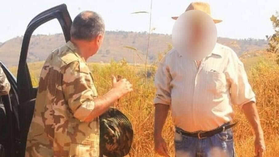 Fazendeiro e secretário de segurança pública de Goiás