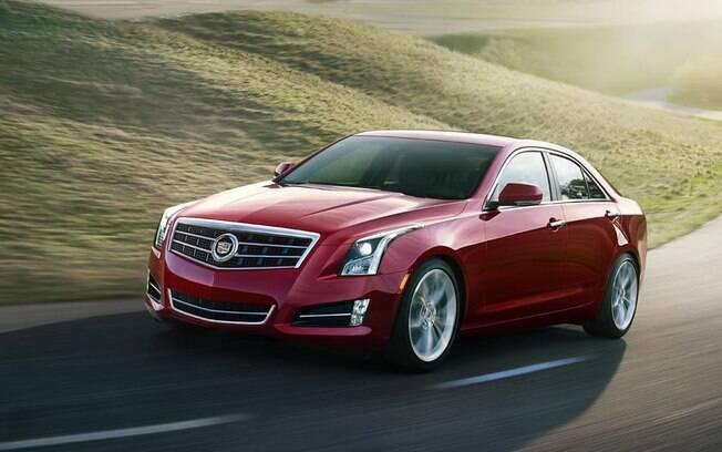 Cadillac ATS: junto do Escalade, é um dos principais produtos da marca premium da GM
