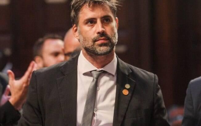 Deputado do Partido Novo,  Alexandre Freitas, chamou racismo de