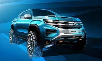 VW e Ford não farão picape na Argentina