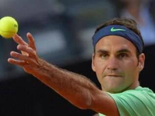 Federer venceu Janowicz por 2 sets a 0